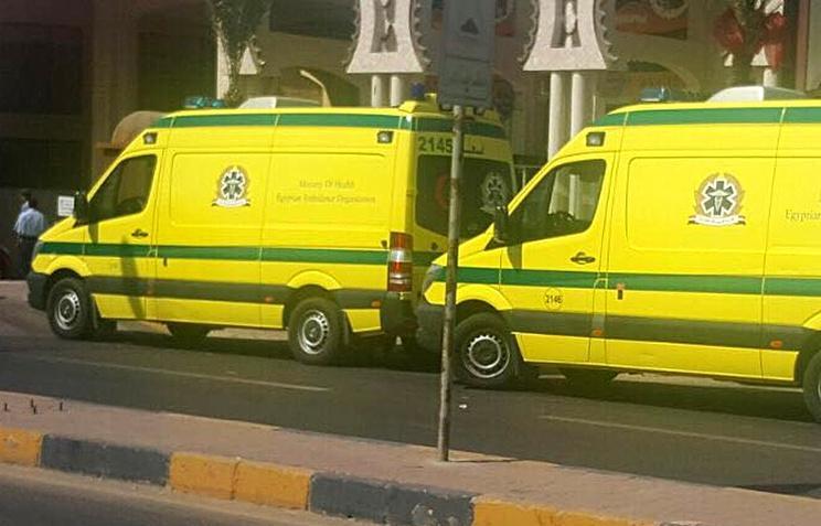 При нападении на туристов в Хургаде ранена россиянка