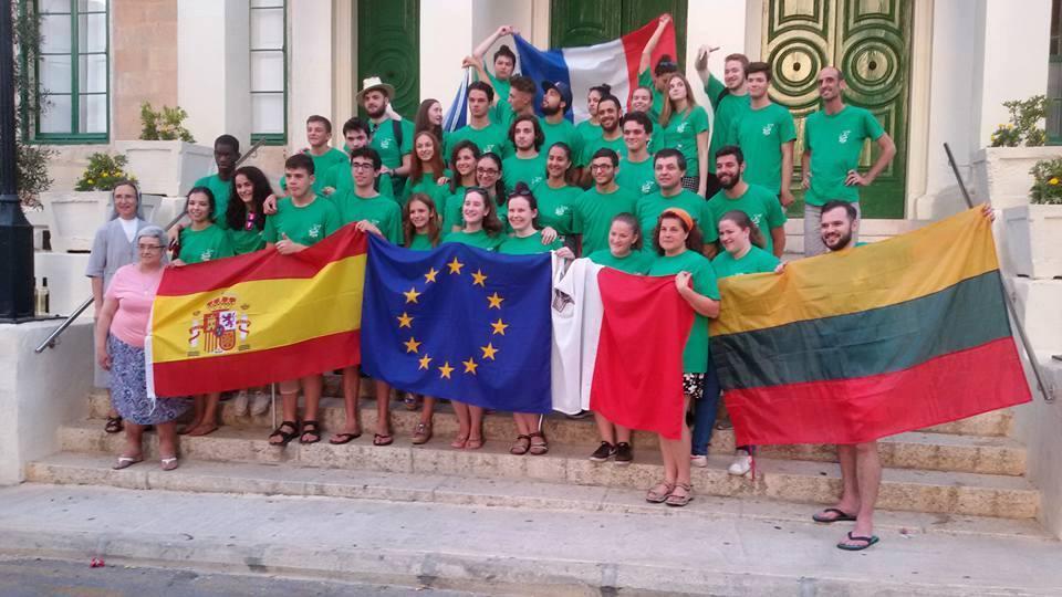 Проект Into Action (Erasmus+)
