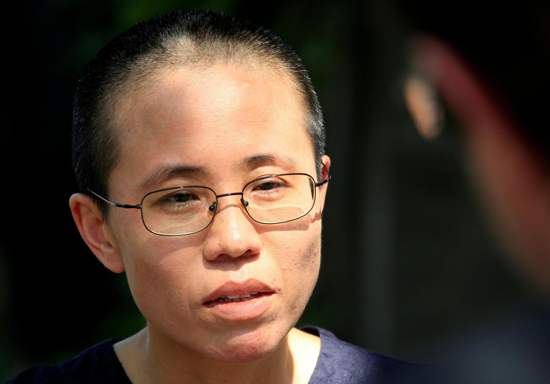 Супруга ЛюСяобо может уехать изКитая после 7-ми лет домашнего ареста
