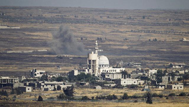 Израиль против соглашения России и США о перемирии в Сирии