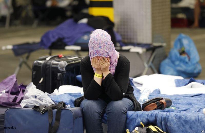 По программе ЕС в Литву прибыл 400-ый беженец