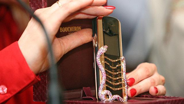 Производитель телефонов «Vertu» обанкротился иуходит срынка