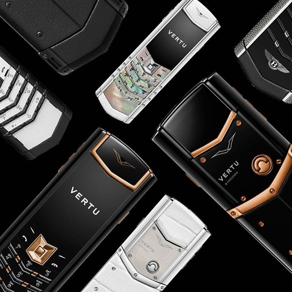 Обанкротился производитель самых дорогих вмире телефонов - Vertu