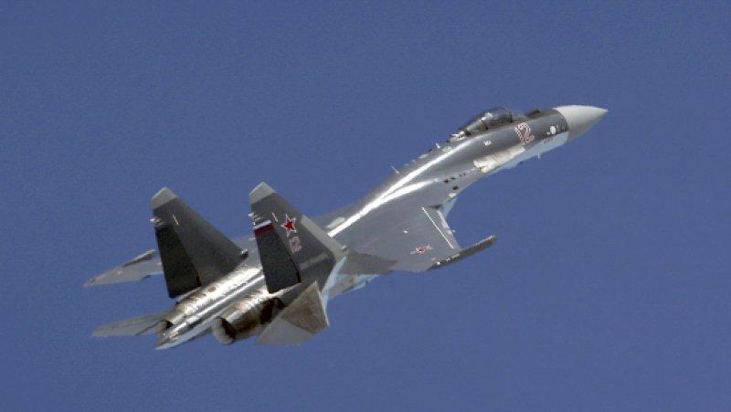Полет Су-35 на российском авиашоу заставил американцев пооткрывать рты (видео)