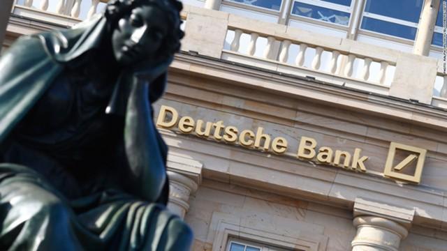 Deutsche Bank может вывести $350 млрд из Лондона