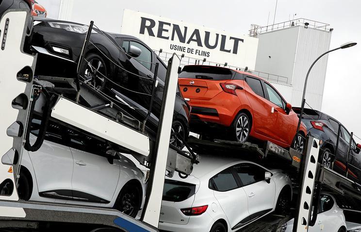 Renault-Nissan впервые стал мировым лидером по продажам авто