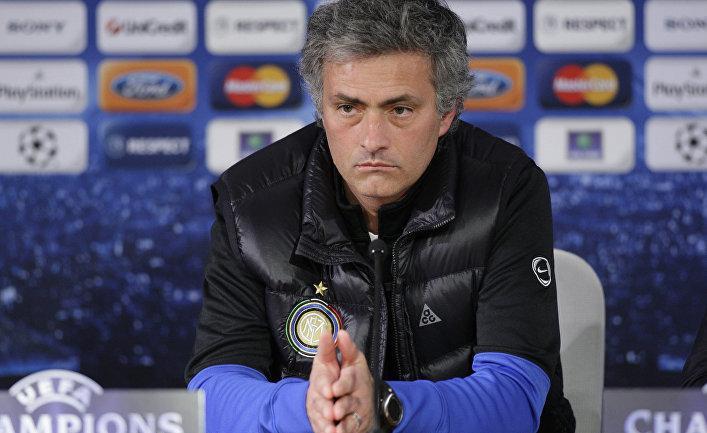 Жозе Моуринью: «рискованные» сборы представляют главную опасность для футбола