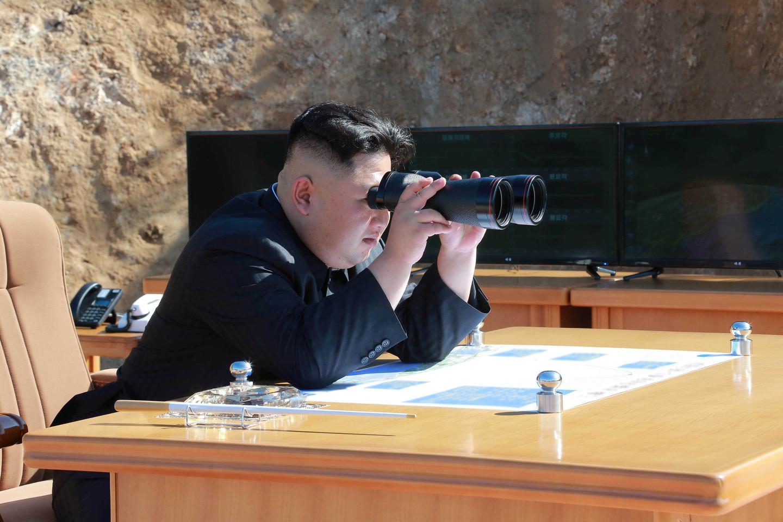 """США заявили о своей готовности применить """"подавляющую силу"""" против КНДР"""