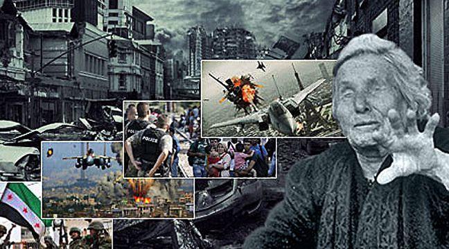 Найдено и опубликовано самое страшное пророчество Ванги о Третьей мировой войне