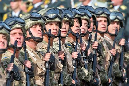 По Киеву на День независимости Украины пройдут иностранные военные