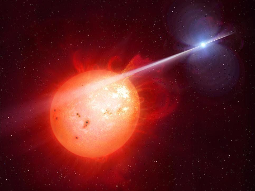 Астрофизики сообщили о настоящих межзвездных войнах всозвездии Скорпиона