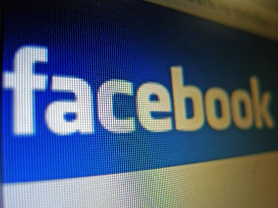 Через сообщения по социальная сеть Facebook распространяется вирус