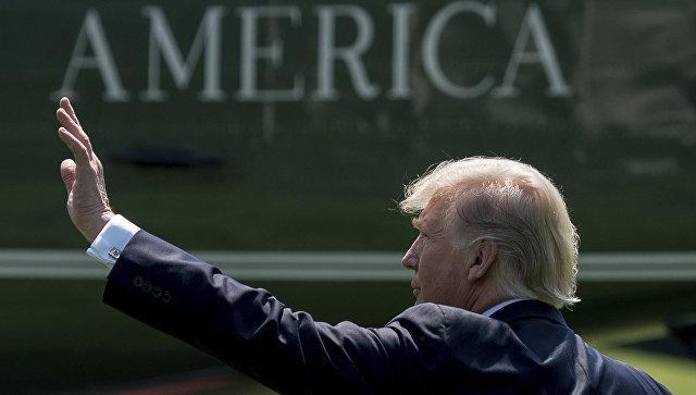 Дайте роль президенту! кинорежиссер поведал, как снимают кино сучастием Трампа