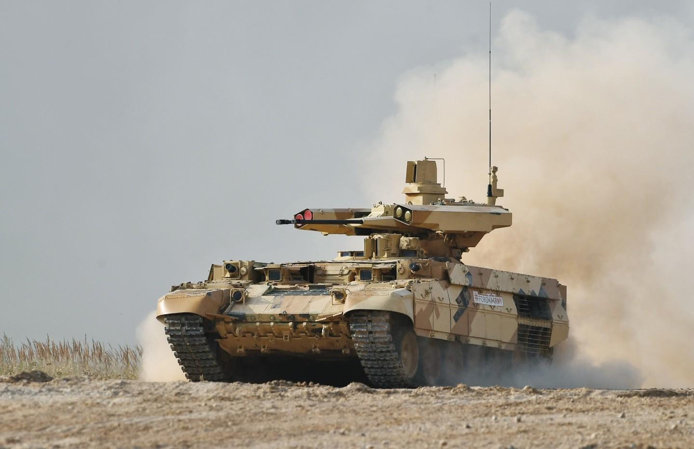 Сирия иИзраиль одновременно заинтересовались закупкой БМПТ «Терминатор»