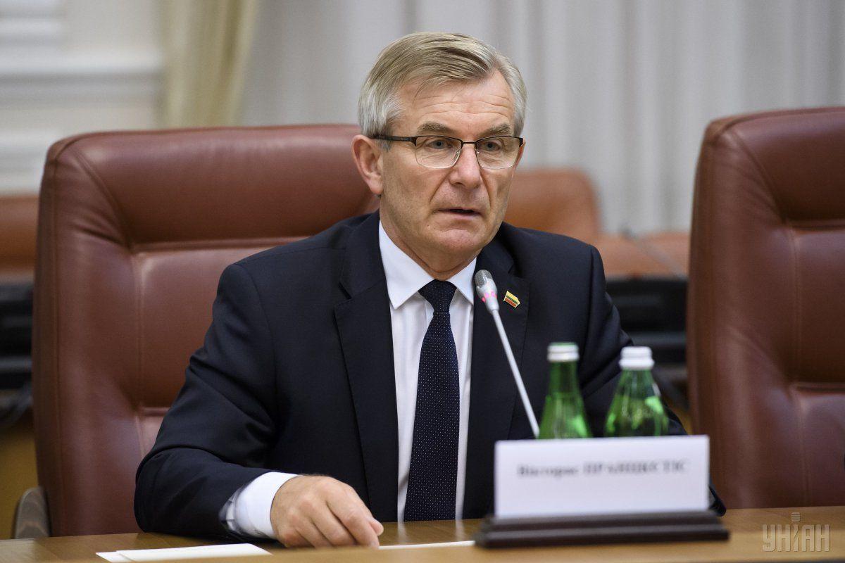 Спикер Сейма Литвы решил ненаращивать военные расходы выше 2% ВВП