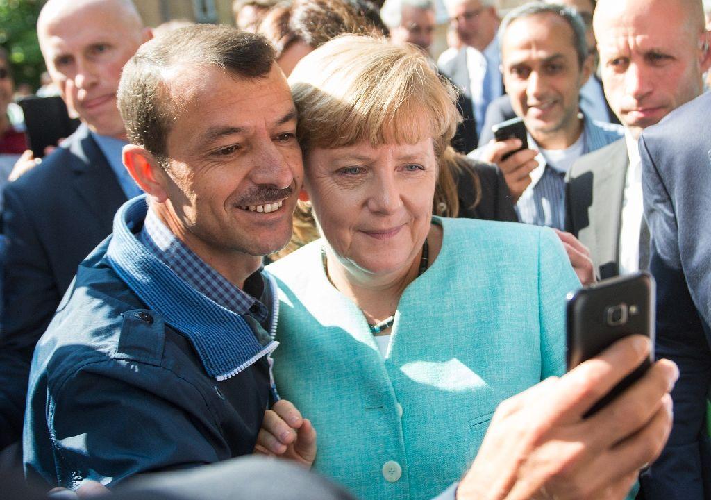 Меркель отказалась от 2-ой телевизионной дуэли сШульцем