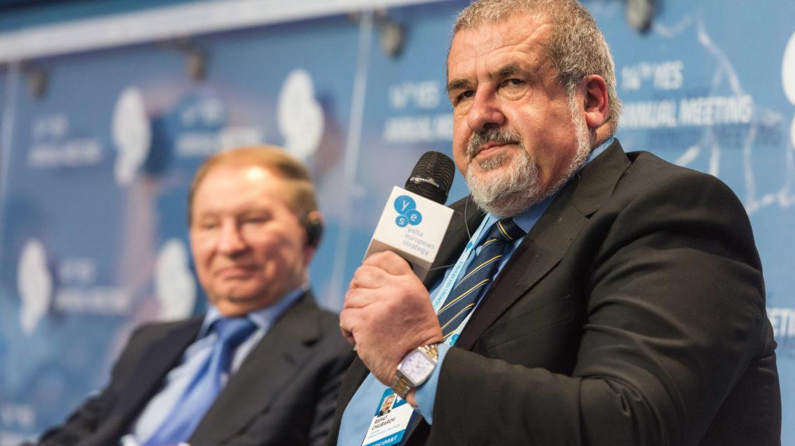 Чубаров: Поправки вКонституцию остатусе Крыма разработают доконца месяца