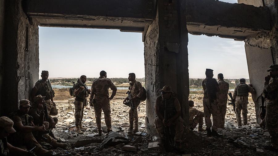ВСирии взяли вплен кадровых русских военных. Авиновата Америка
