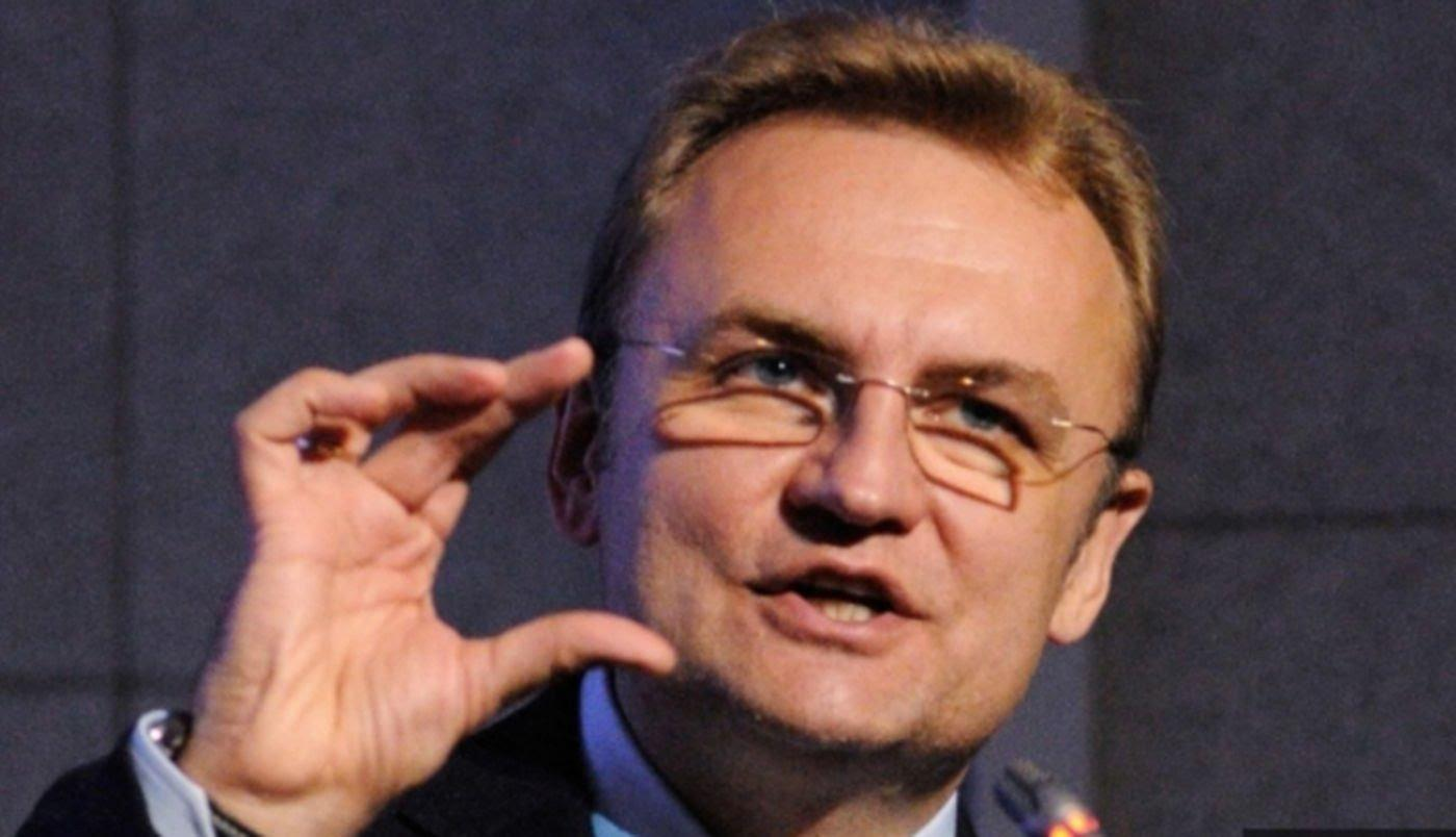 Мэр Львова: Путин— образец лидера