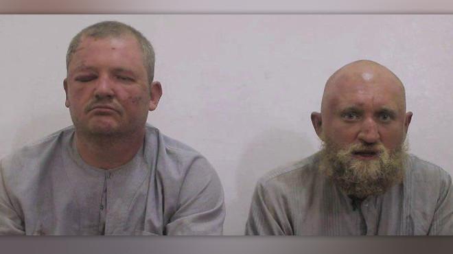 Стало известно огибели двух пленных россиян вСирии