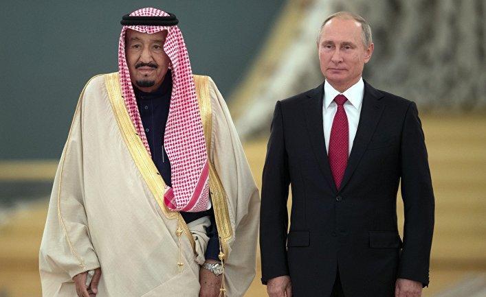 Переговоры поВТС сЭр-Риядом не ориентированы против третьих стран— Песков