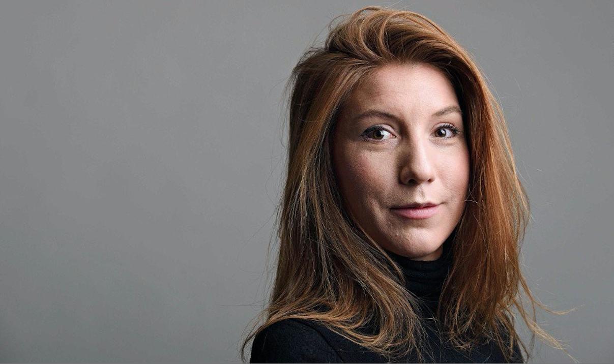 Полиция Копенгагена обнаружила части тела погибшей на подлодке журналистки