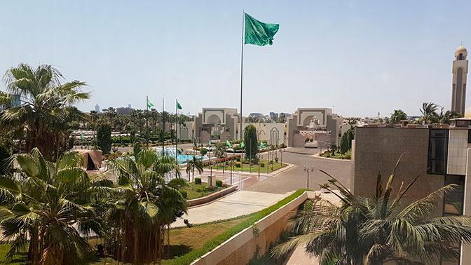 Неизвестные напали на дворец короля Саудовской Аравии