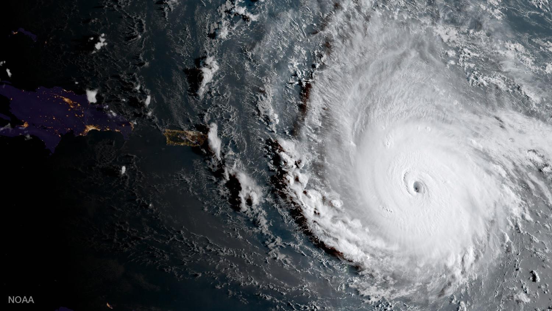 Тропический шторм Нейт превратился в ураган и достигнет США в воскресенье