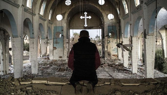 Католики иправославные совместно восстановят христианские церкви вСирии