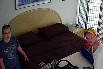 Хозяина съемной квартиры в США поймали на скрытой съемке порно