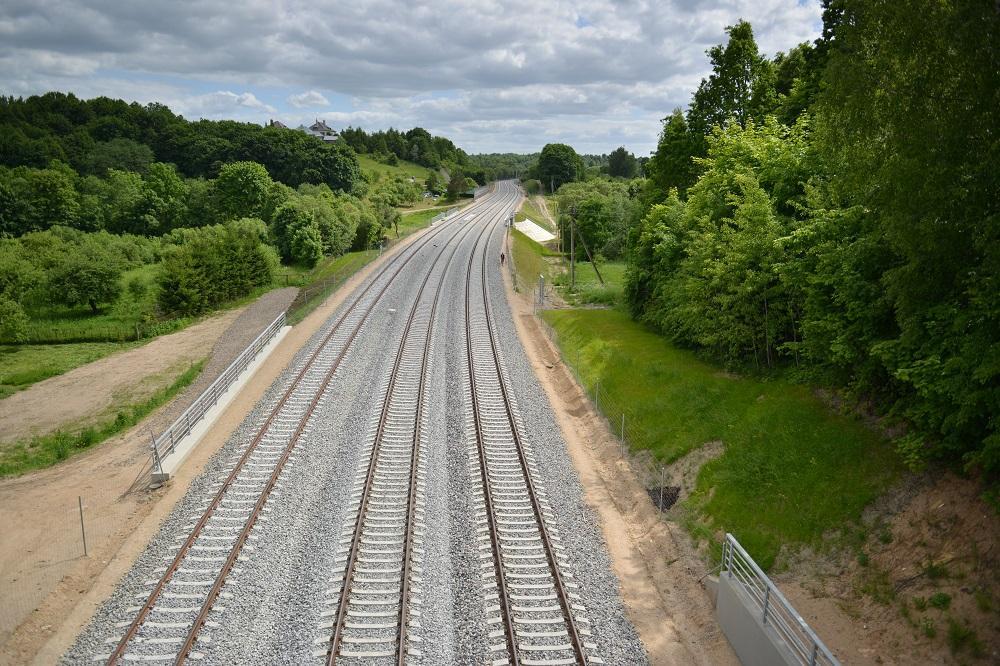За отъем земли для Rail Baltica будет отвечать частная компания