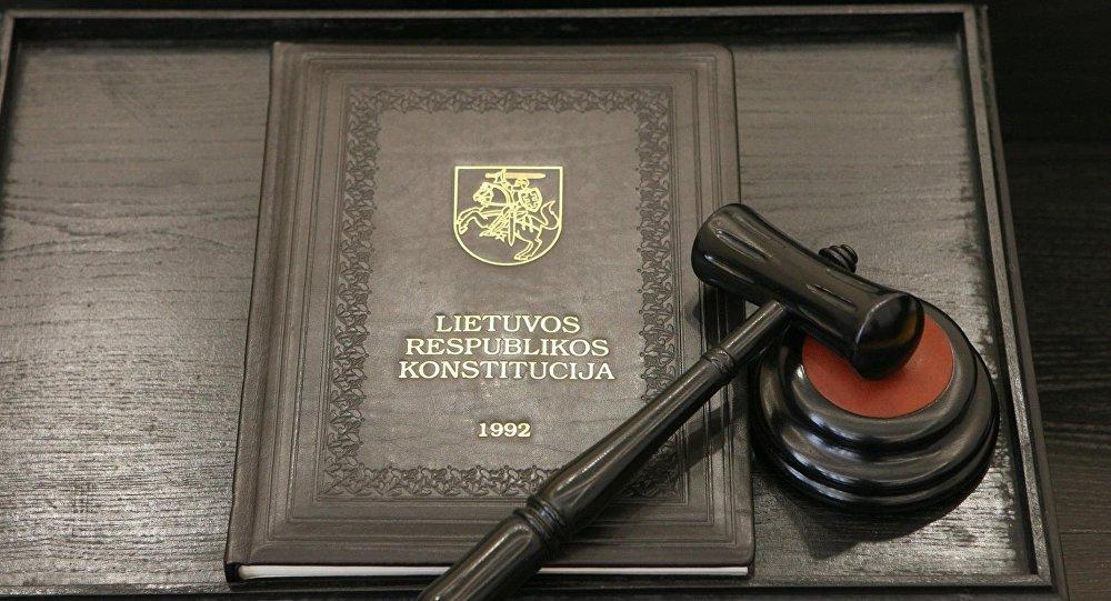 Премьер Литвы: Если КС не откроет путь двойному гражданству, потребуется референдум