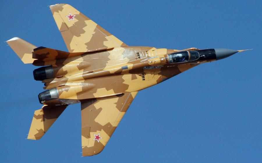 Болгарские летчики отказались пилотировать российские МиГ-29
