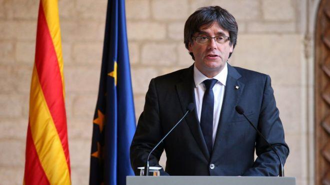 Лидер Каталонии отказался объявить досрочные выборы