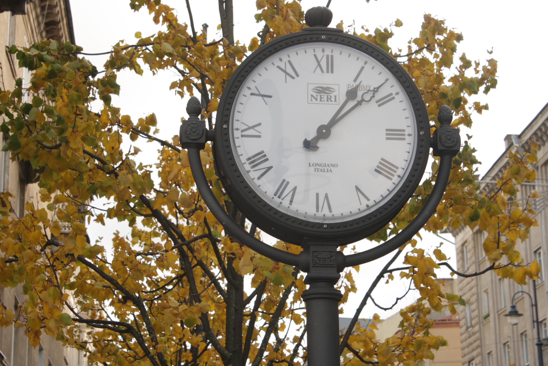 Переход на зимний период: незабудьте перевести часы!