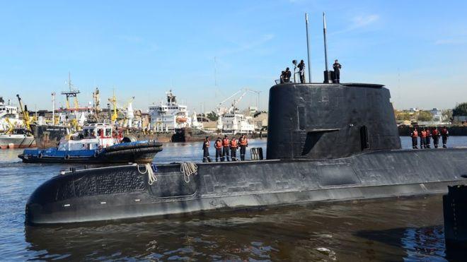 "Исчезнувшая субмарина: что могло произойти на ""Сан-Хуане""?"