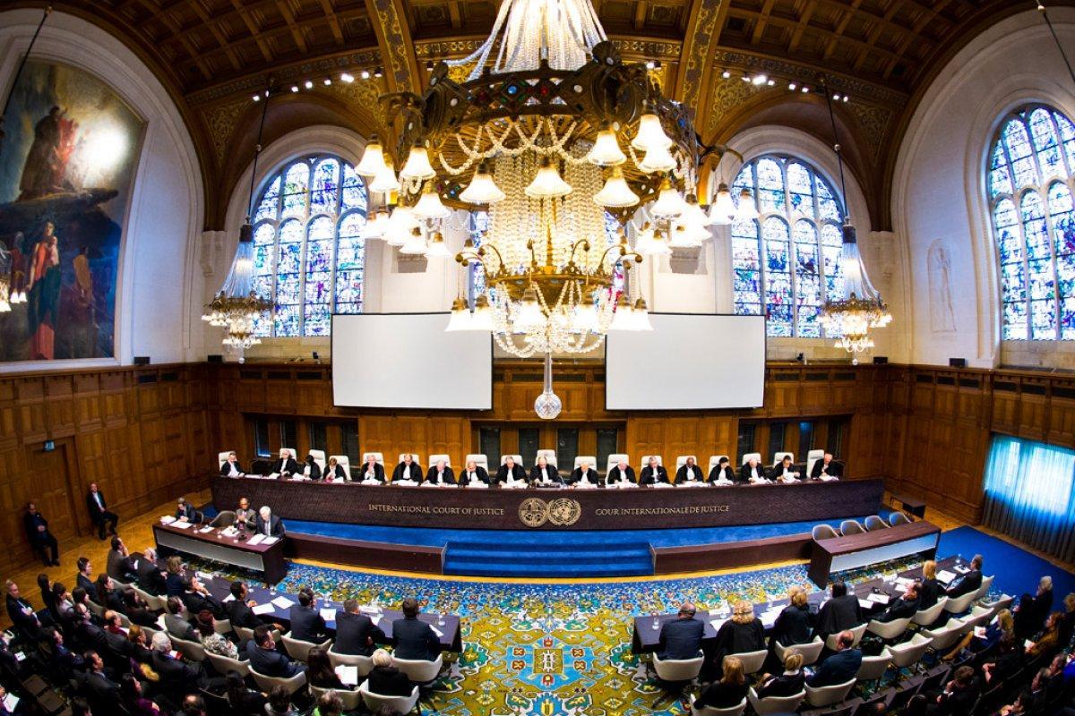 международный уголовный суд оон