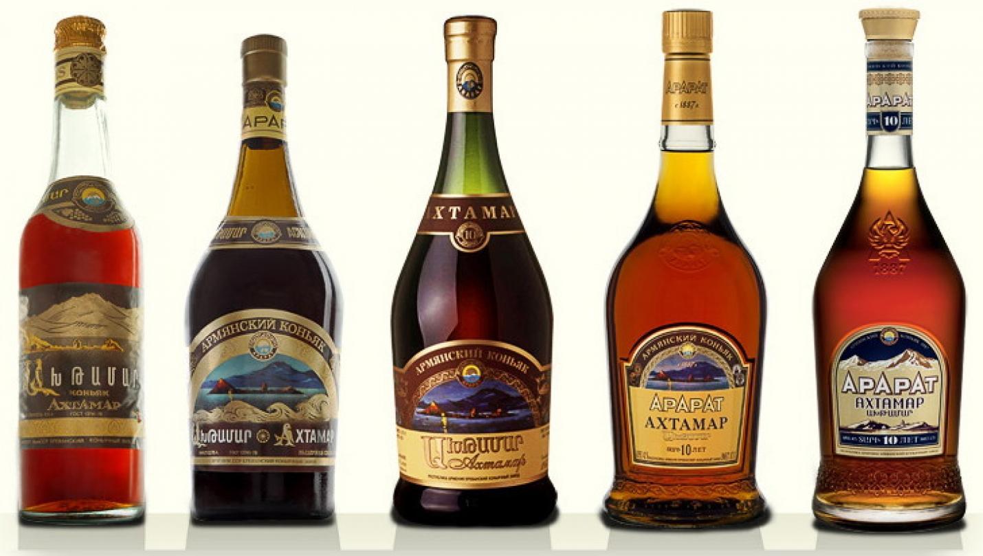 Армения через 25 лет откажется от наименования «коньяк» при поставках вЕС