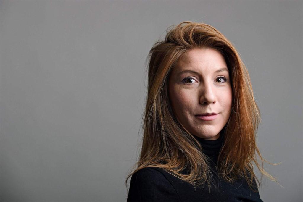 Милиция Дании нашла вторую руку погибшей журналистки Ким Уолл