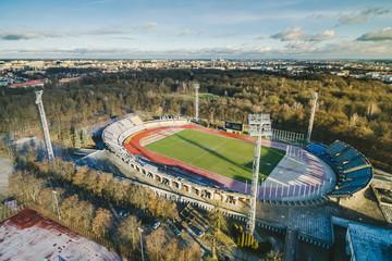 Предложения превысили максимальную цену реконструкции стадиона и Каунас объявит новый конкурс