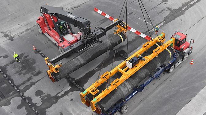 В Дании принят закон, который может помешать строительству «Северного потока-2»