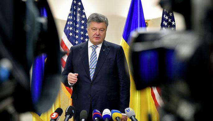 Украина проведет референдумы по вступлению в ЕС и НАТО