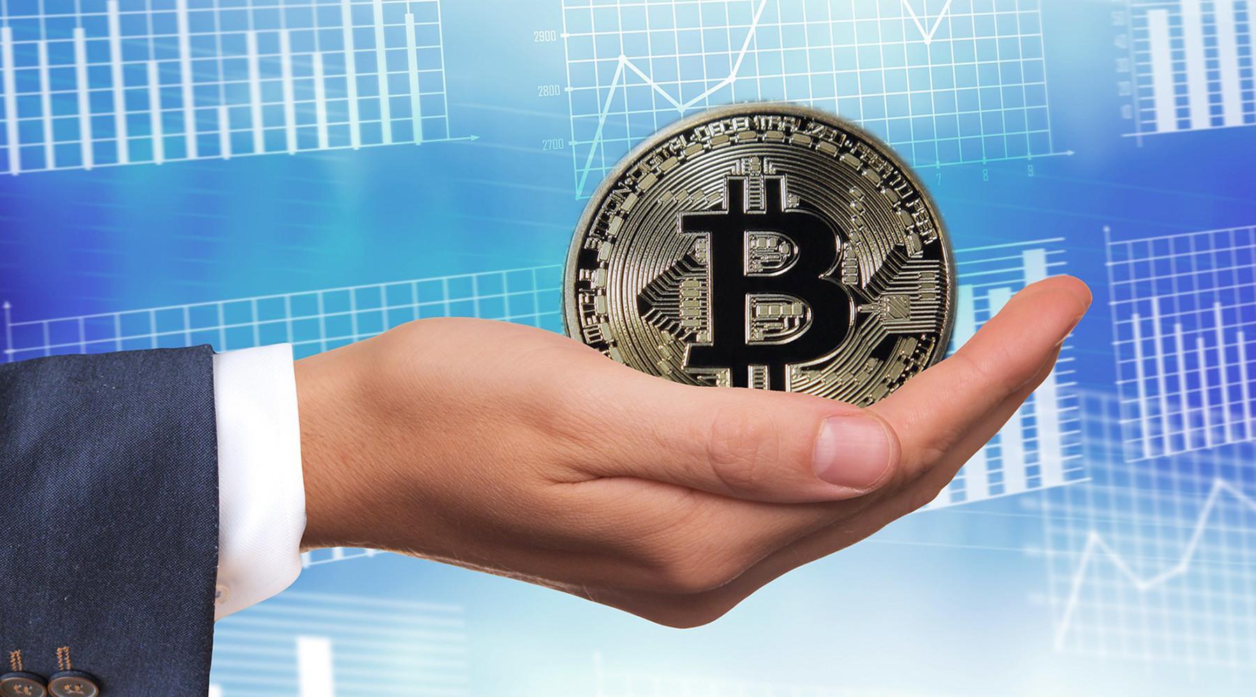 Курс биткоина превысил отметку в13 тыс. долларов