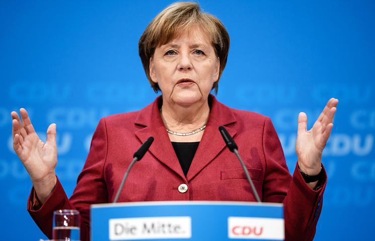 Меркель: Российская Федерация является силой, формирующей международный порядок