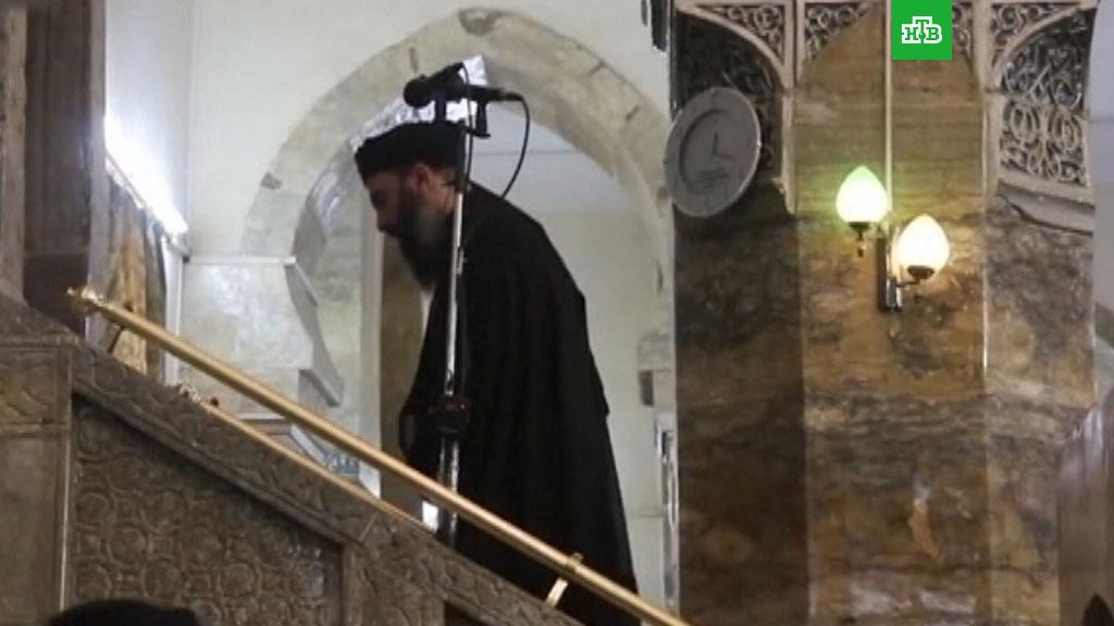 СМИ: главарь ИГИЛ аль-Багдади находится на военной базе США в Сирии