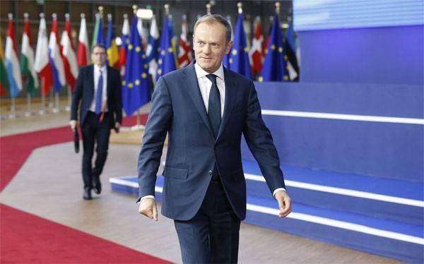Туск: Если Польша перестанет получать деньги от ЕС, она объявит о выходе