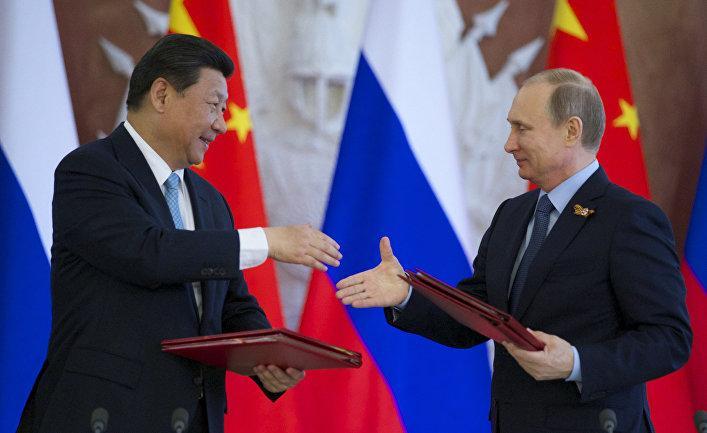 У Китая и России есть сильный козырь против доминирующего положения США в мировой экономике