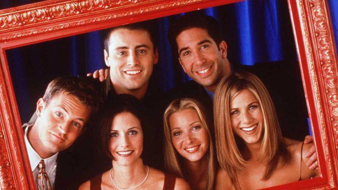 """Молодые британцы считают сериал """"Друзья"""" гомофобным и сексистским"""