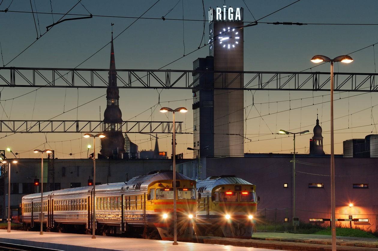 По просьбе Польши Литва задержала одного из руководителей Латвийских железных дорог