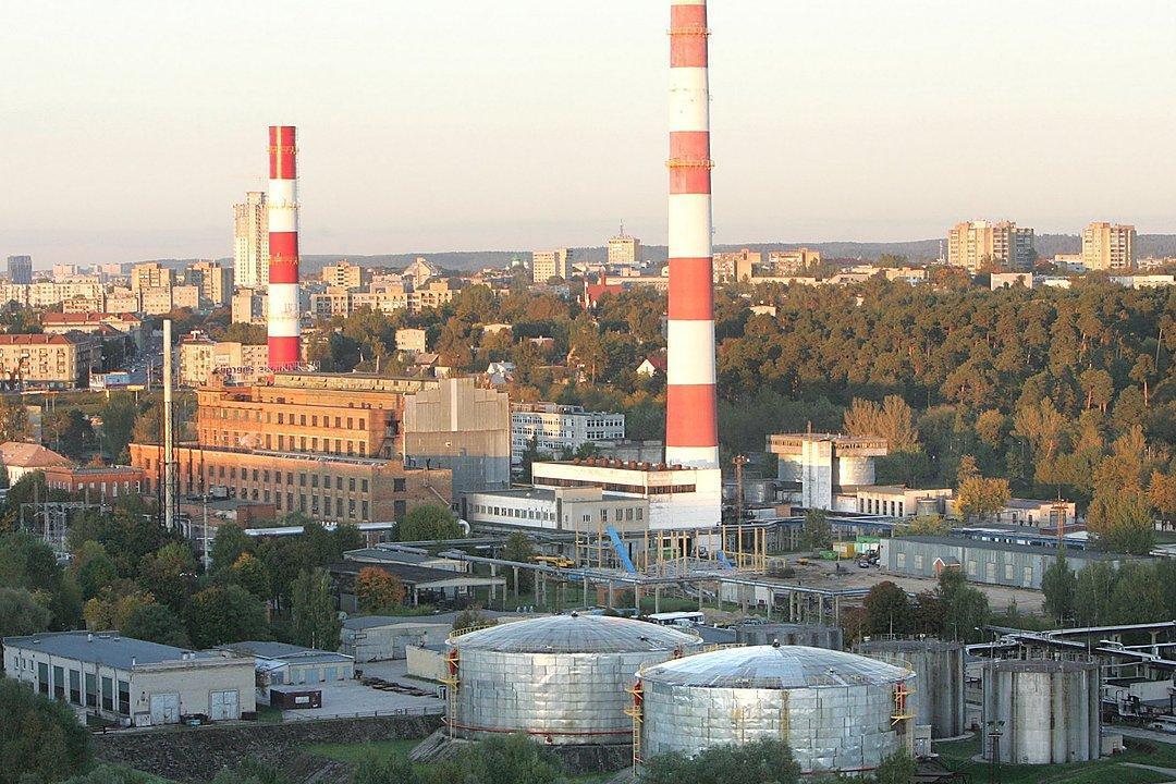 ЕК подтвердила финансирование Вильнюсской когенерационной электростанции